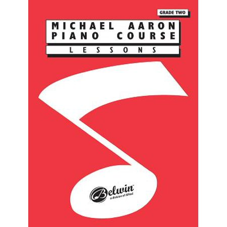 Michael Aaron Piano Course Lessons : Grade 2