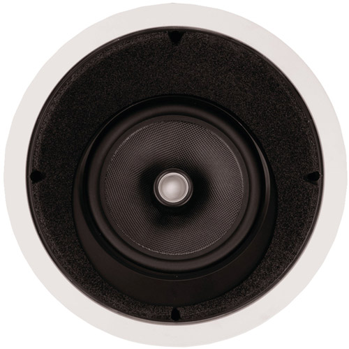 "Architech Prestige PS-815 LCRS 8"" Kevlar 15-Degree Angled Ceiling LCR Speaker"