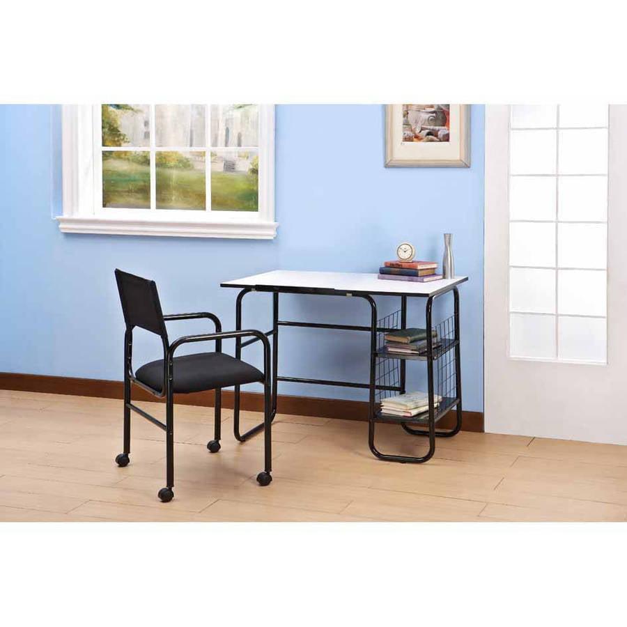 Student Adjustable Tilt Desk and Chair, Multiple Colors