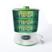 3-Layer Household Automatic Bean Sprout Maker Germination Machine