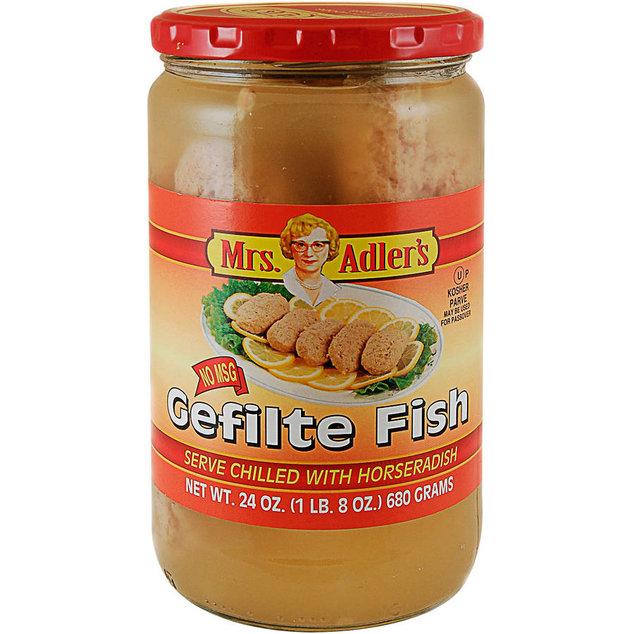 Mrs. Adler's Gefilte Fish, 24 oz