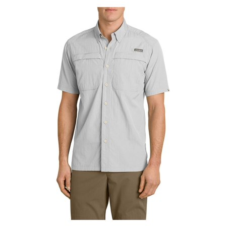 720ca8d64 Eddie Bauer Men's Guide Short-Sleeve Shirt