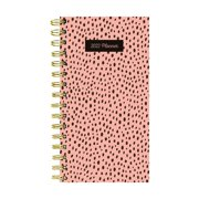 2022 Pink Dots Small Weekly and Monthly Planner