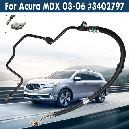 #3402797 For Acura MDX 2003-2006 Power Steering Pressure Pump Hose Line (Power Steering Pump Assembly)