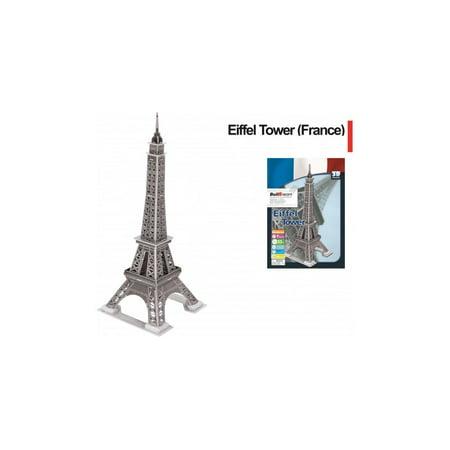 Eiffel Tower 3D Puzzle](Eiffel Tower Puzzle)