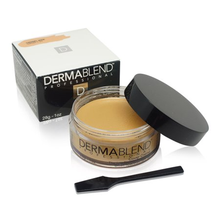 Dermablend Cover Foundation Creme SPF 30 -Caramel Beige (Chroma 2 3/4) 1 Oz