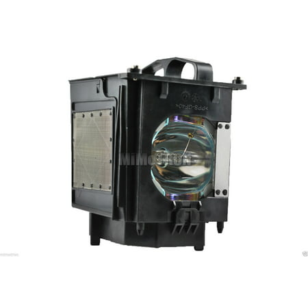 Mitsubishi 915P049010 Generic OEM Projection TV Replacement Lamp with Housing - WD-Y57 (01p Oem Replacement Lamp)