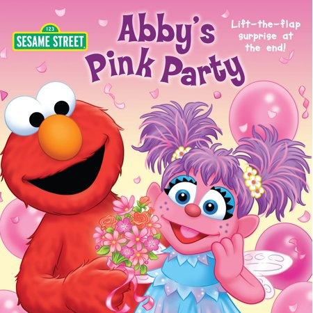 Abbys Pink Party (Board Book)