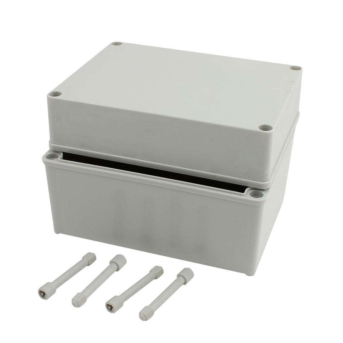 200mmx150mmx130mm Anti poussière IP65 bo te jonction DIY bo te gris bo tier - image 5 de 5
