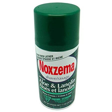 Noxzema Shave Cream Aloe Size 11.Z - image 4 of 4