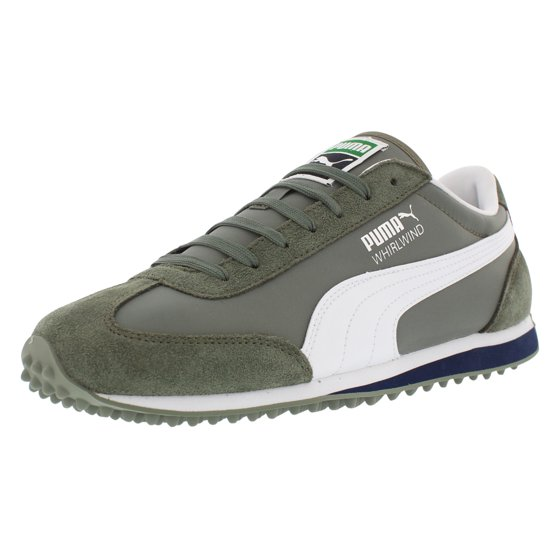 PUMA - Puma Men s Whirlwind Classic Agave Green   White Ankle-High ... eb79f8da0