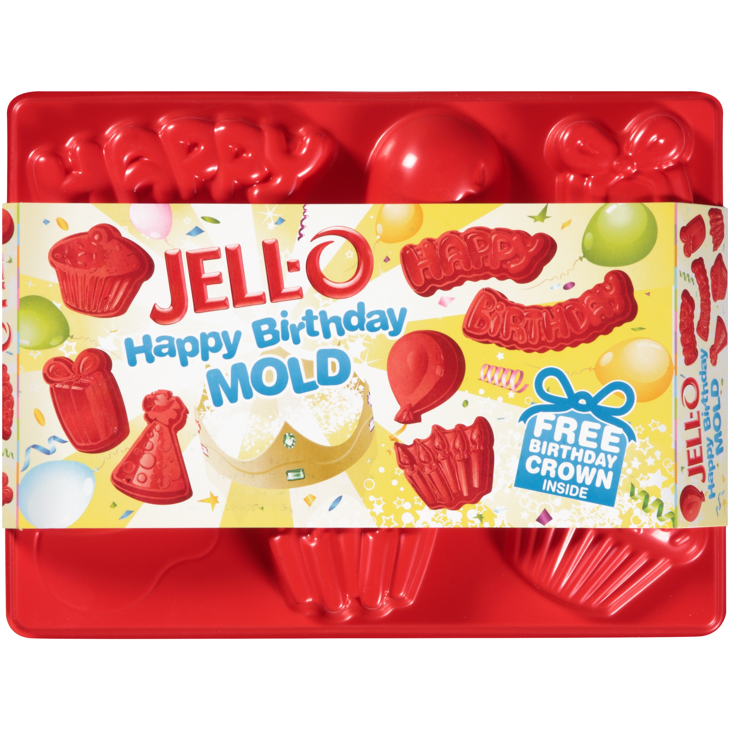 Jell-O Mold Phineas And Ferb, 1 count