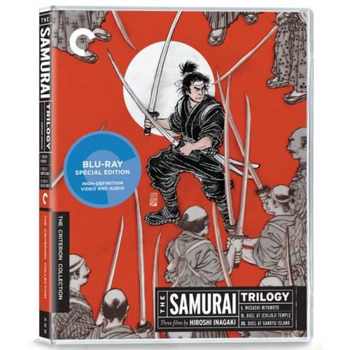 The Samurai Trilogy: Musashi Miyamoto / Duel At Ichijoji Temple / Duel At Ganryu Island (Japanese) (Blu-ray) (Full Frame)