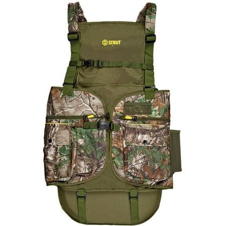 Hunter Specialties Turkey Vest, Xtra Green