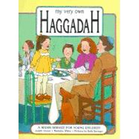 My Very Own Haggadah : A Seder Service for Young Children