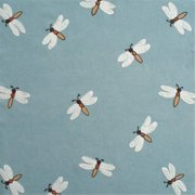 Liora Manne Visions II Dragonfly Throw Pillow