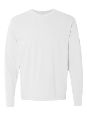 ea20d3584 Product Image Comfort Colors T-Shirts - Long Sleeve Garment Dyed  Heavyweight Ringspun Long Sleeve T-