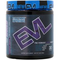 EVLution Nutrition  ENGN Shred  Pre-Workout Shred Engine  Furious Grape  7 8 oz  222 g