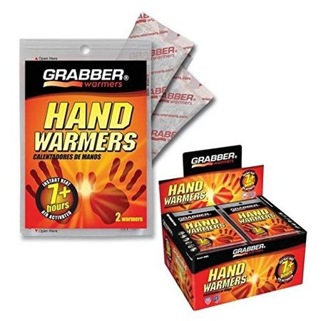 Grabber Ski & Snowboard Hand Warmers Pack of 40