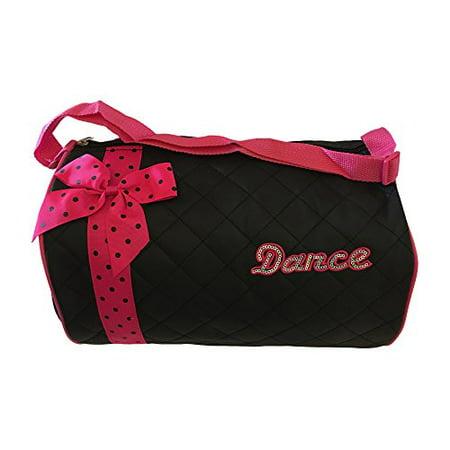 Princess Girls Dance Duffle Bag with Shoulder Strap