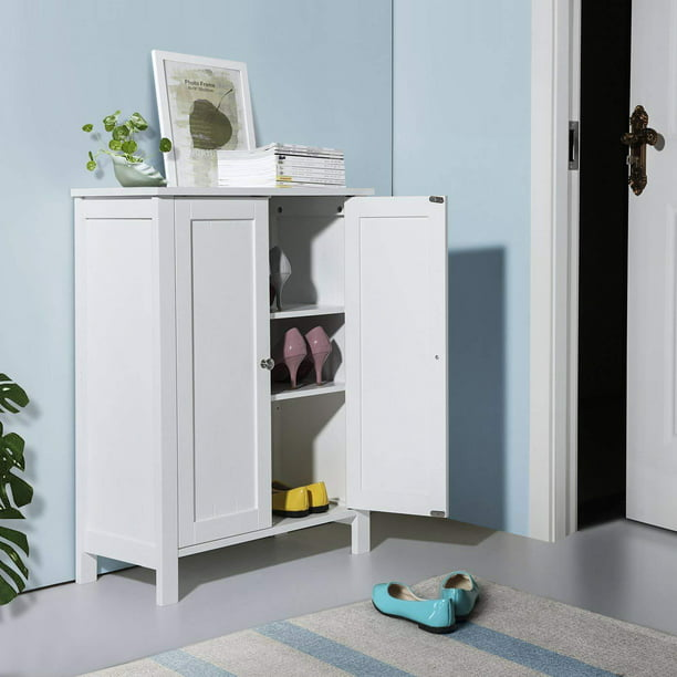 FCH Bathroom Floor Cabinet, Free Standing Side Cabinet ...