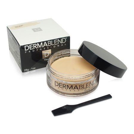 Dermablend Cover Foundation Creme SPF 30 -Pale Ivory (Chroma 0) 1 (Ivory Creme)
