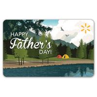 Outdoor Dad Walmart Gift Card