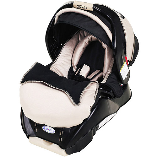 Graco - SnugRide Infant Car Seat, Platinum