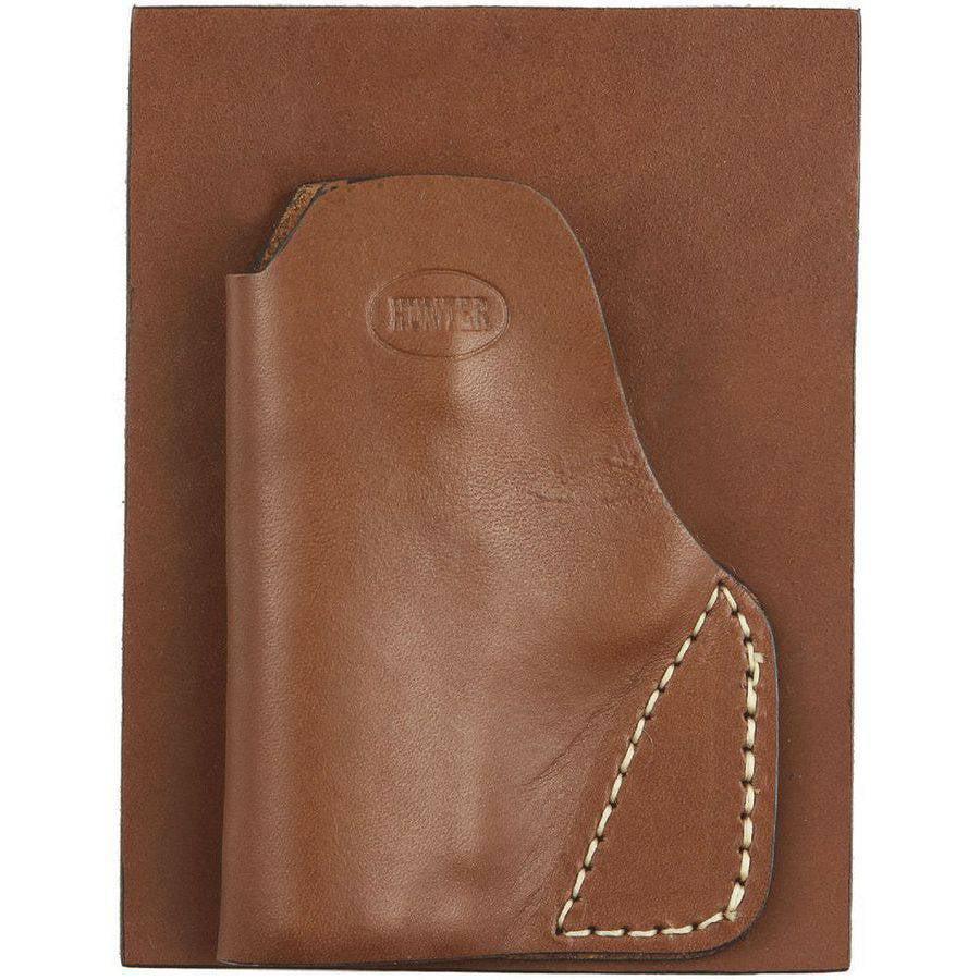 Hunter Company 25008 Sig P238 Pocket, Brown Leather