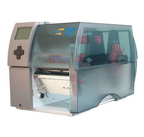 TE Connectivity TE3112-PRINTER Printer, Thermal Transfer,...