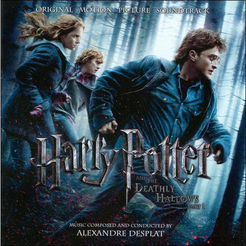 Harry Potter And Deathly Hallows, Pt.1 Score (Enhanced CD)