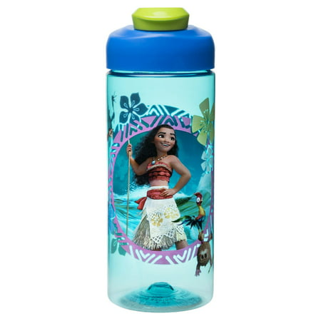 Zak! Designs 16 Ounce Disney Moana Water Bottle