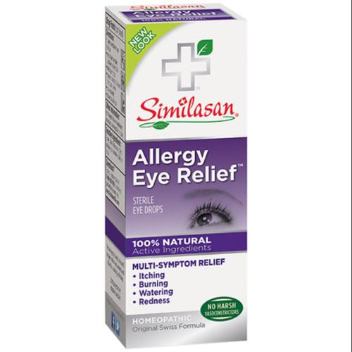 Similasan Allergy Eye Relief Eye Drops 10 mL (Pack of 2)