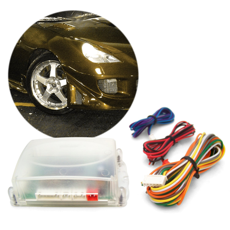Photocell Headlight Controller (no sensor) project 18 degree xtreme racing