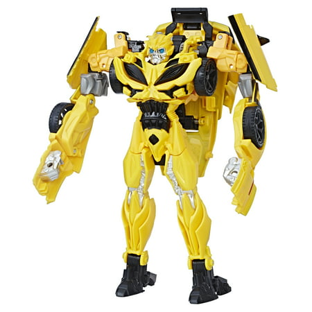 Transformers: Autobots Unite Flip & Change Bumblebee - Bumblebee Costume Transforms Into Car