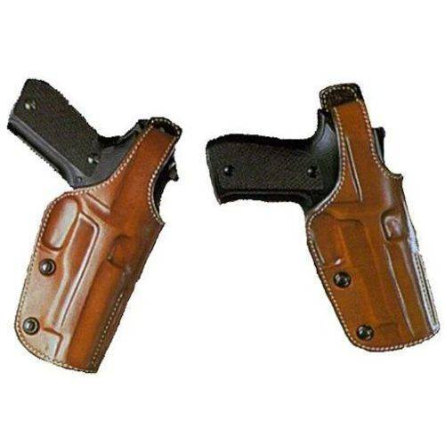 "Galco PHX124 Dual Position Phoenix Revolver 124 Fits Belts up to 1.75"" Tan Leath by GALCO INTERNATIONAL"