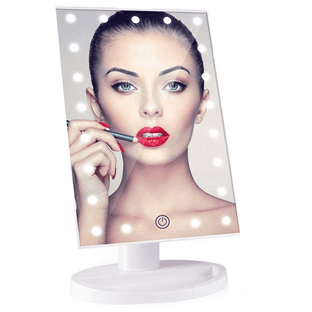 Perfect Beauty Supply LED Lighted Makeup Mirror