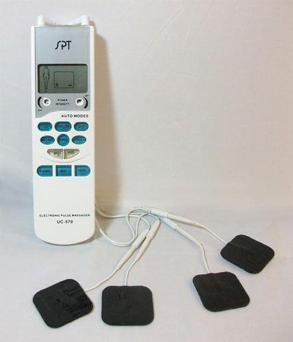 SPT Electronic Pulse massager