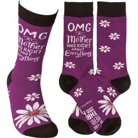 Primitives Socks   Omg My Mother