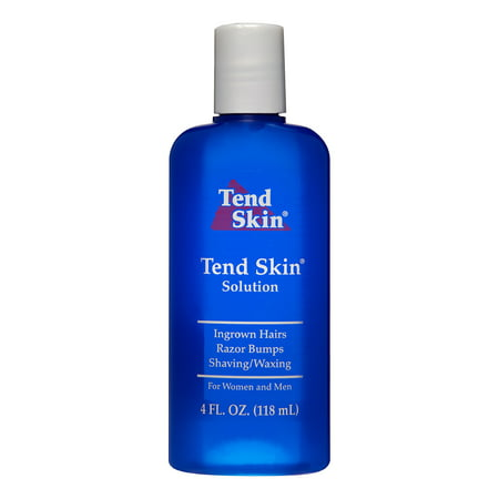 Tend Skin Razor Bump Solution, 4 Oz New Tend Skin Liquid
