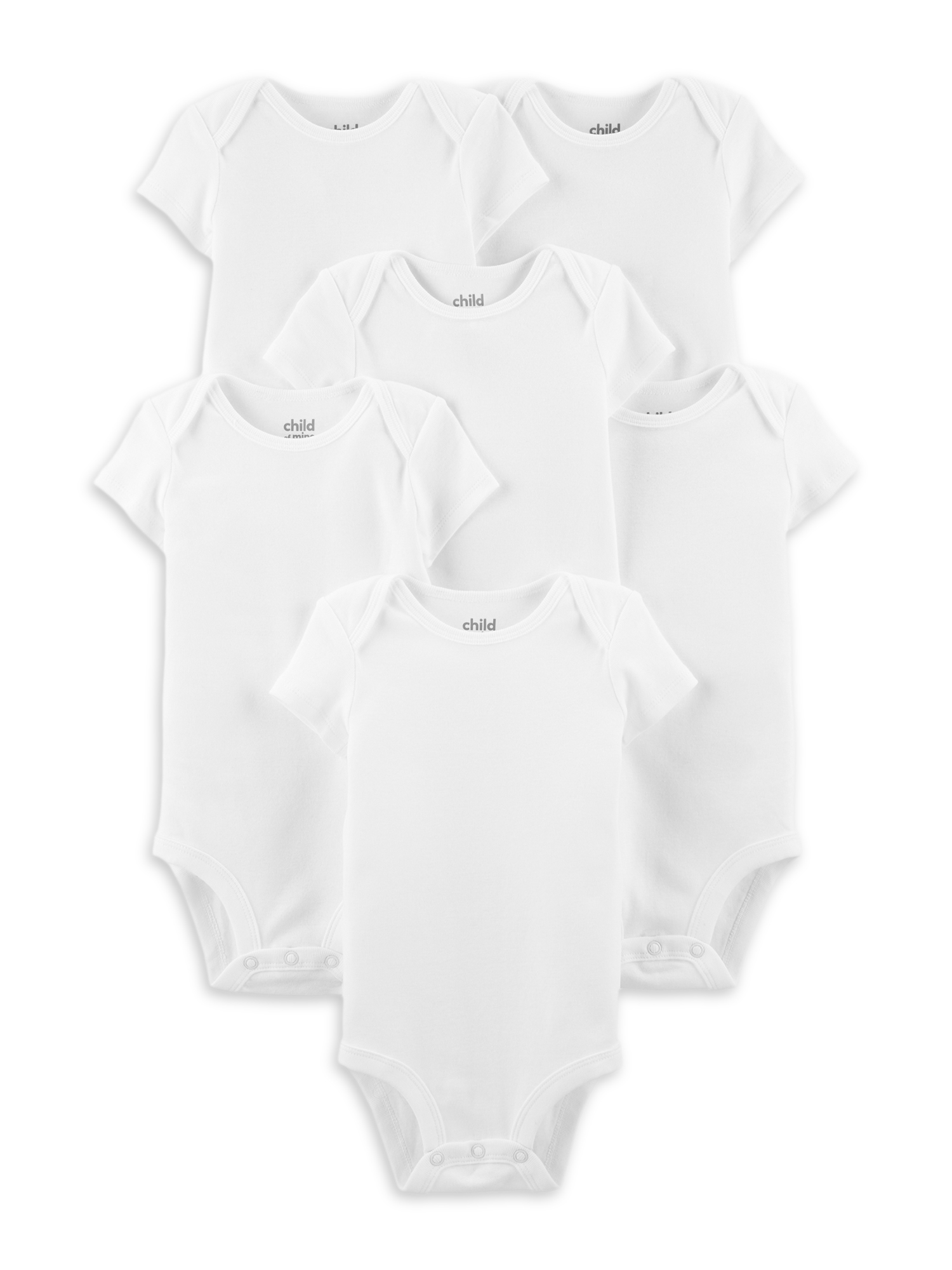 Wonder Nation Short Sleeve Body Suit Boy Sport Football Dino Bear Newborn NB