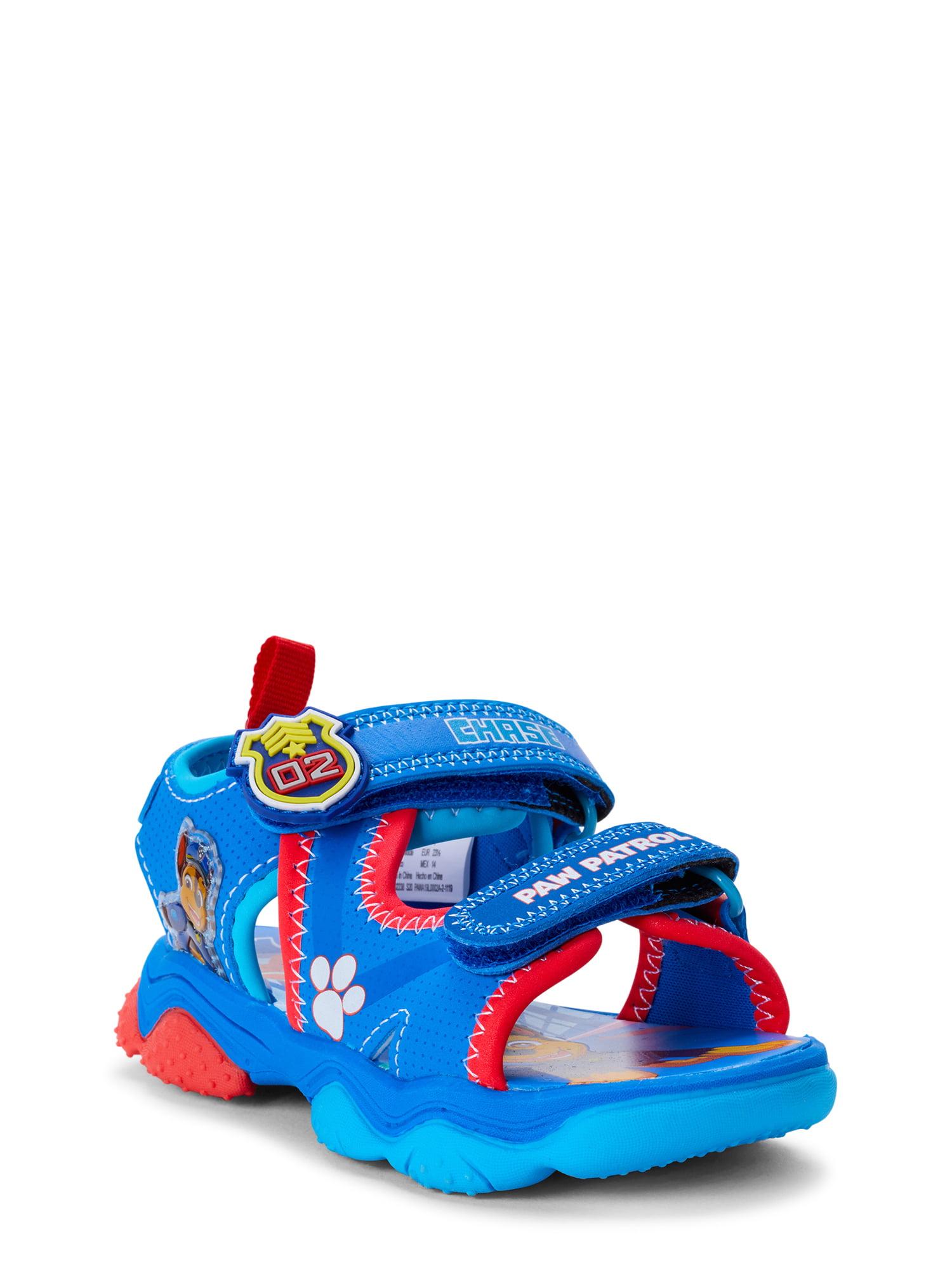 Nickelodeon Paw Patrol Open Toe Sandal