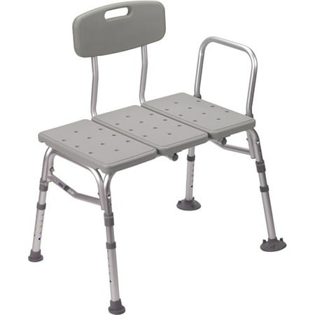 Drive Medical Plastic Shower Tub Transfer Bench With