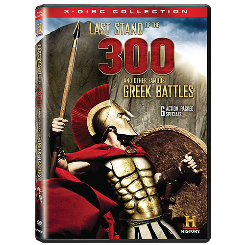 Last Stand Of The 300 And Other Famous Greek Battles