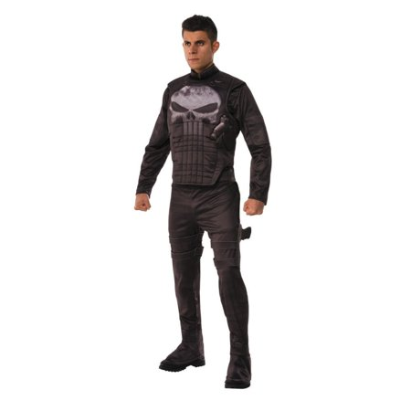 Deluxe Punisher Adult Halloween Costume