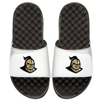 UCF Knights ISlide Youth Primary Logo Slide Sandals - White