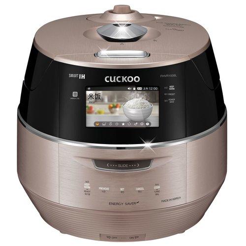Cuckoo Electronics Cuckoo 10 Cup LCD Display IH Electric ...