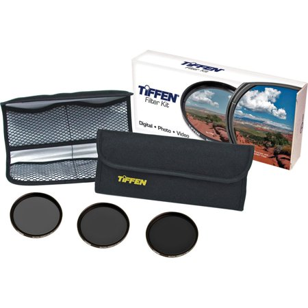 Tiffen 77mm Digital Neutral Density Filter Kit 77NDK3