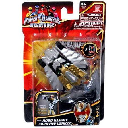 Power Rangers Megaforce Robo Knight Morphin Vehicle for $<!---->