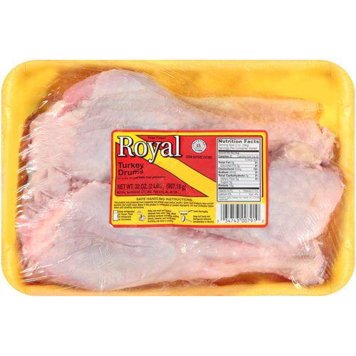 Royal Turkey Drums, 32